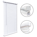 CORDLESS MINI BLIND 71X48 - ALABASTER
