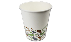 8 OZ PAPER CUP- CASE OF 306